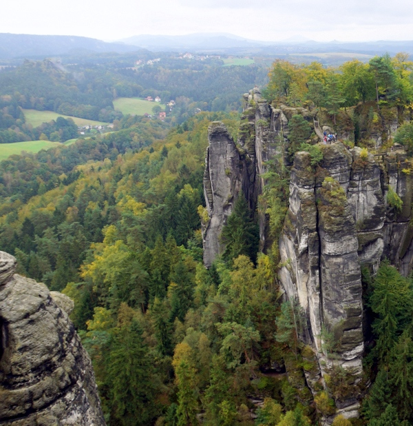 Most w Bastei.